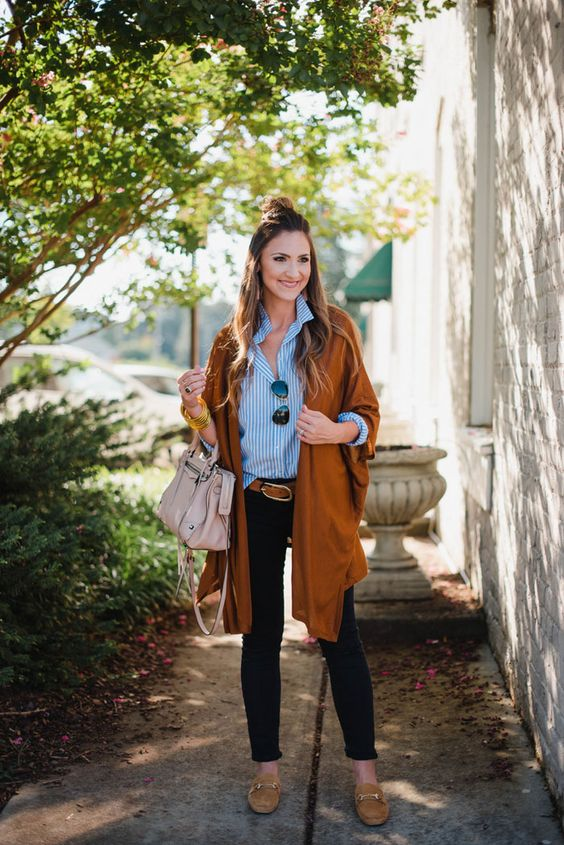 mallory fitzsimmons fashion blogger rust boho style