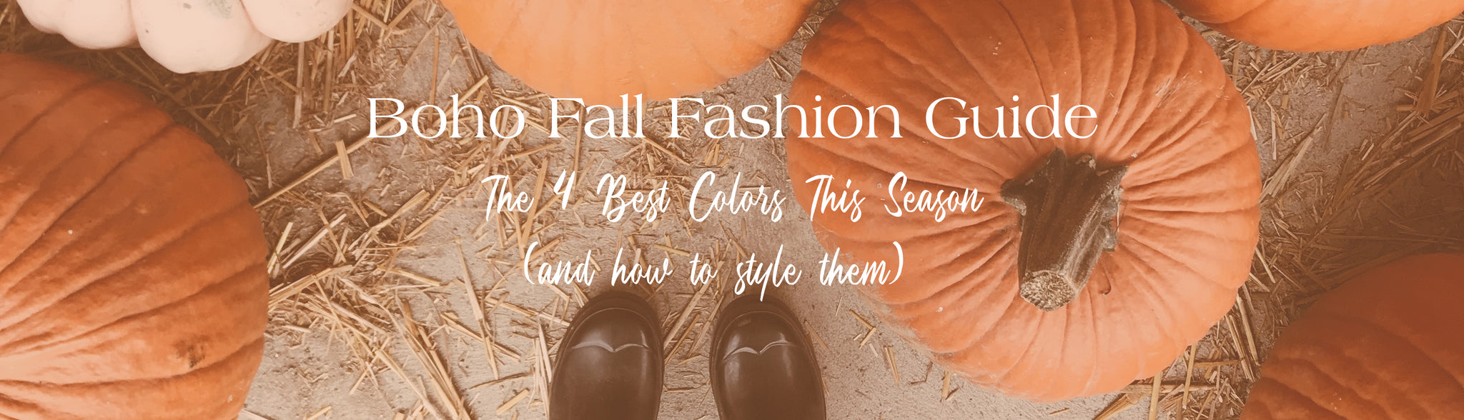 boho fall fashion guide best colors for fall outfit inspo