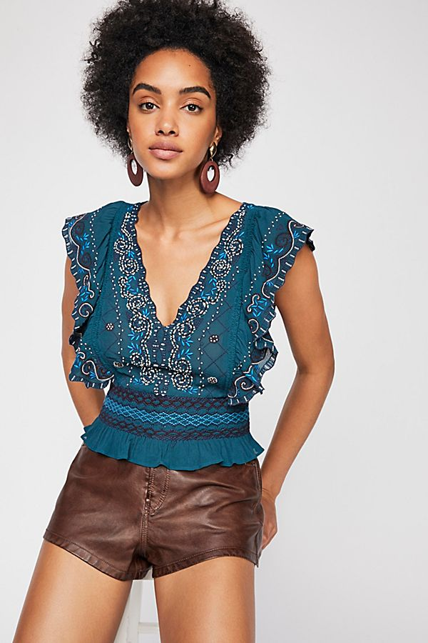 boho fall outfit inspo teal top