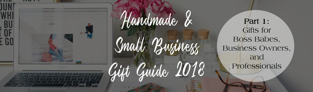 handmade small business gift guide made in the usa christmas gifts