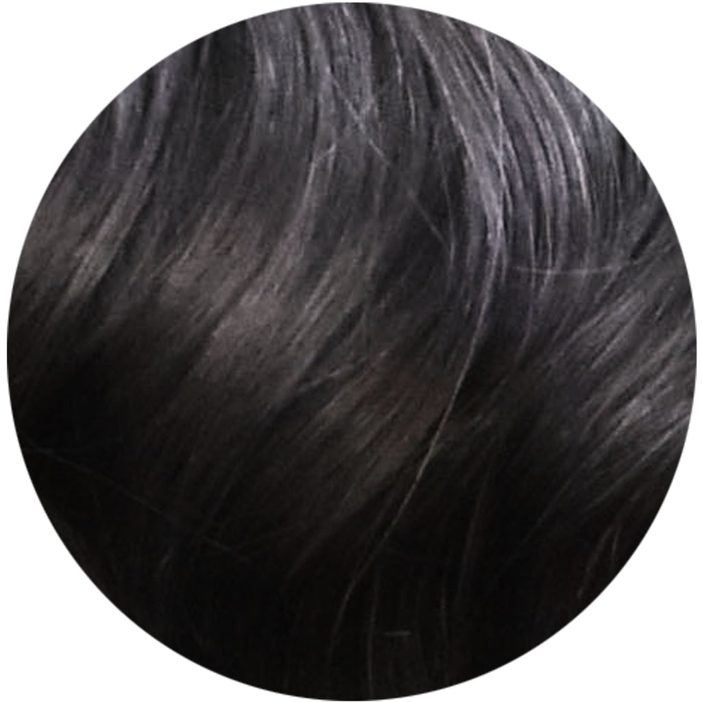 #1b Natural Black Volume Weft