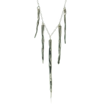 icicle bib necklace