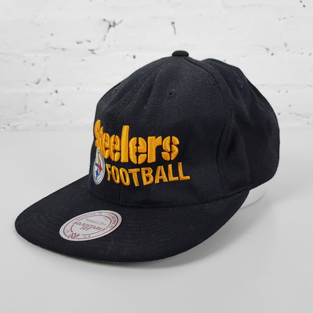 Vintage NFL Pittsburgh Steelers Cap - Blue