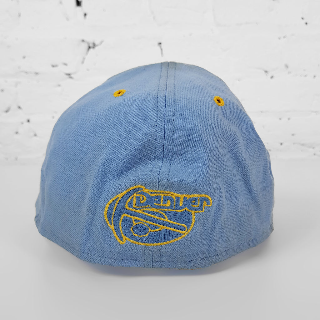 Vintage NBA Denver Nuggets Cap - Blue