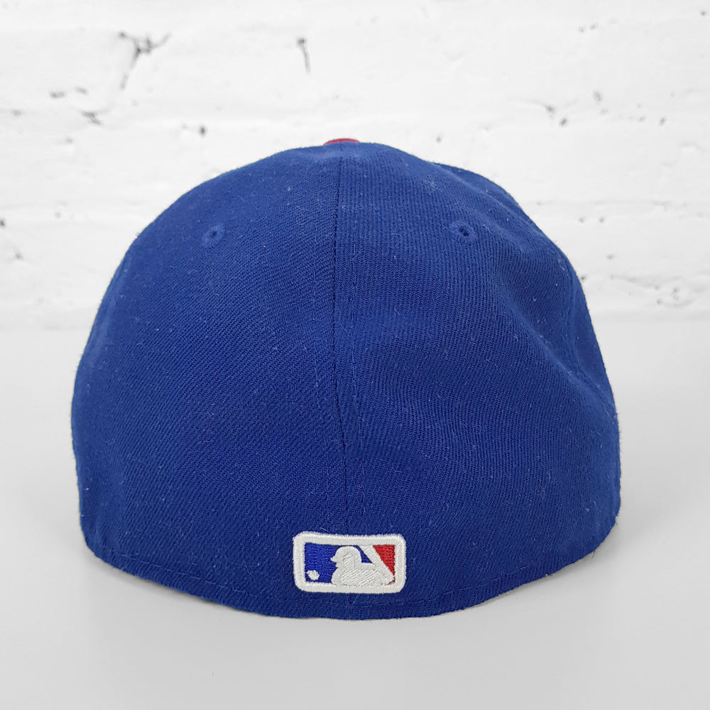 Vintage MLB Chicago Cubs Cap - Blue