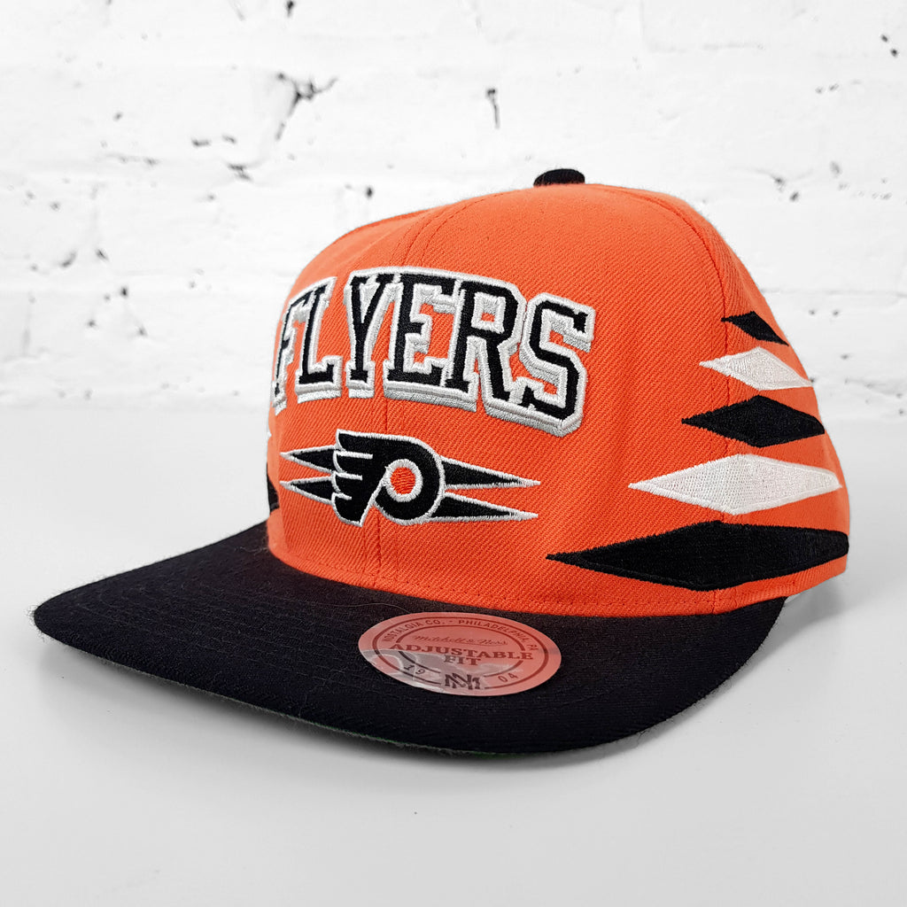 Vintage NHL Philadelphia Flyers Cap - Orange/Black - Headlock