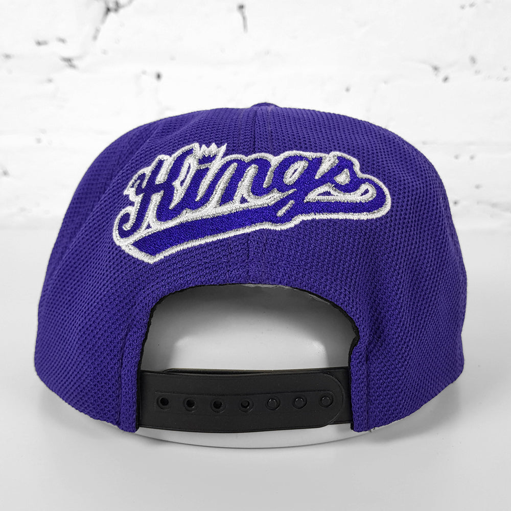 Vintage NBA Sacramento Kings Cap - Purple - Headlock