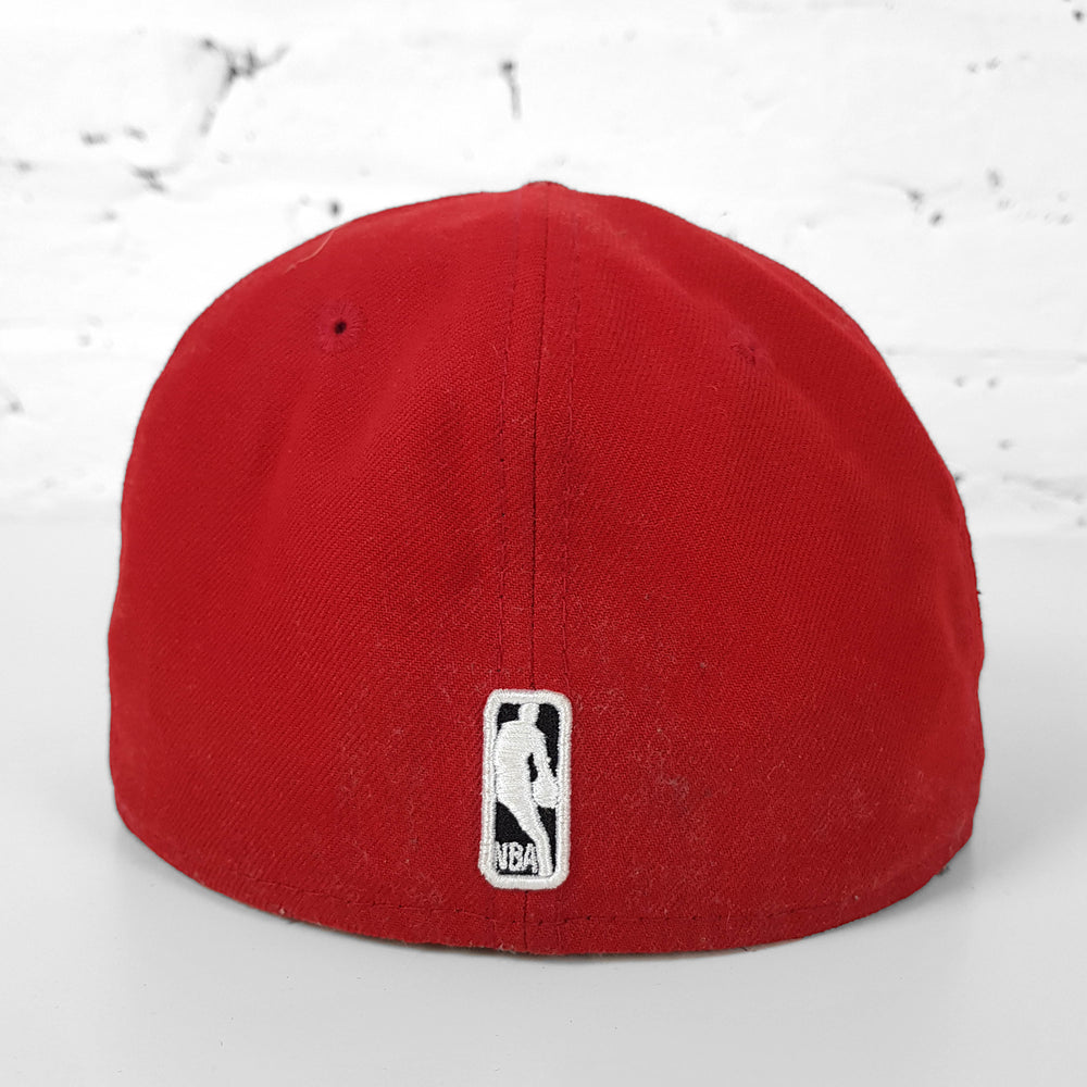 Vintage NBA Chicago Bulls Cap - Red - Headlock