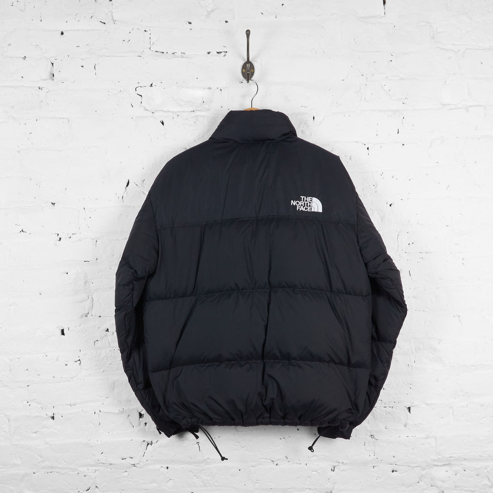 Vintage The North Face - Captain Morgan's Padded Jacket - L - Black