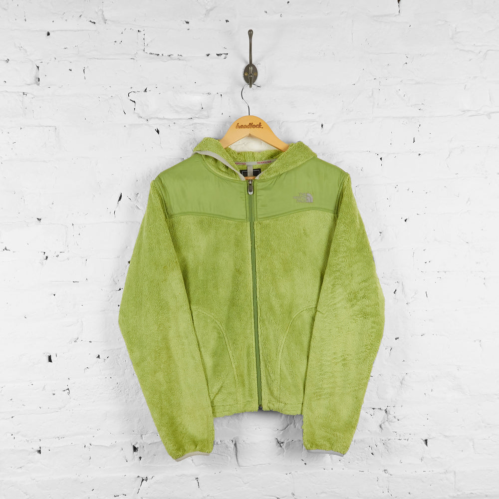 Vintage Women's The North Face Fleece - Green - L