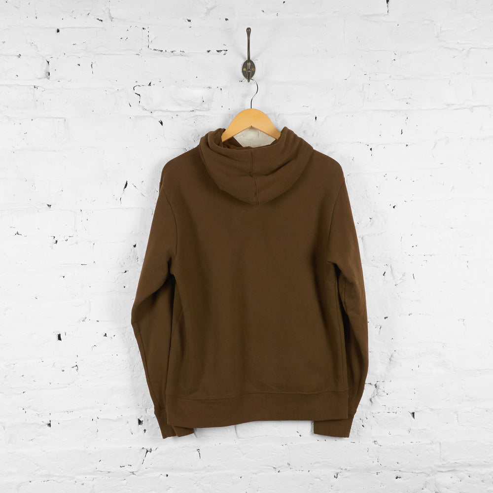 Vintage The North Face Hoodie - Brown - M