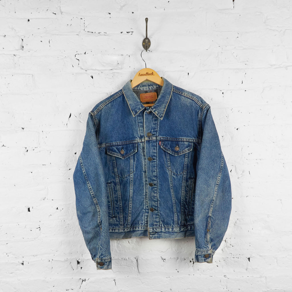 Vintage Levi's Denim Jacket - Blue - M