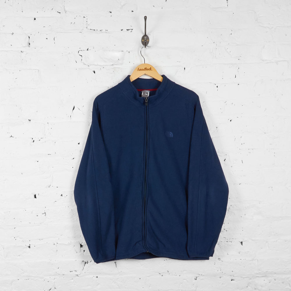 Vintage The North Face Fleece - Navy - L