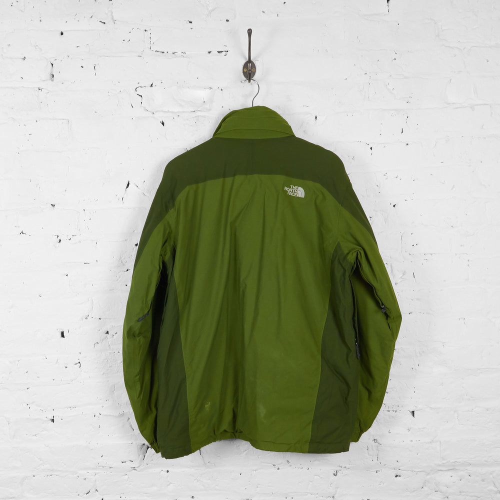 Vintage The North Face Hyvent Jacket - Green - L