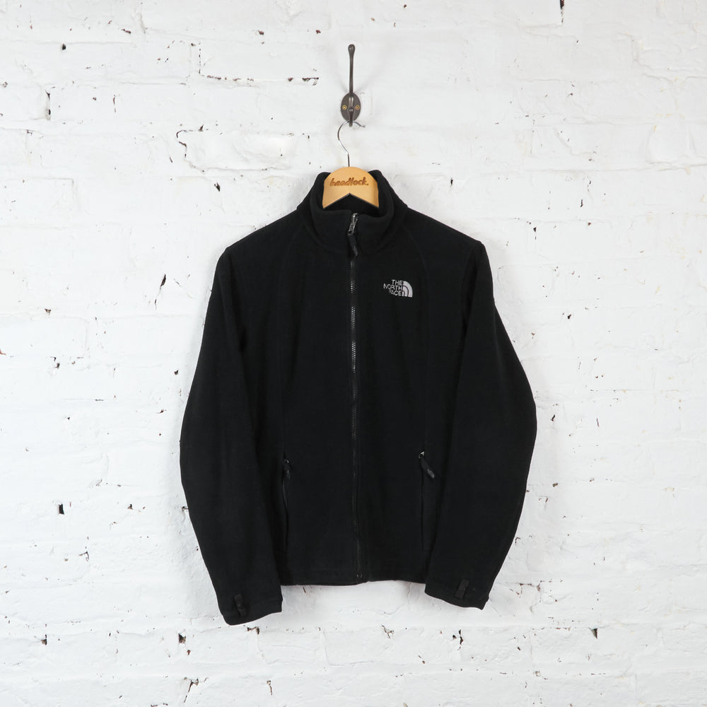 Vintage The North Face Fleece - Black - XS