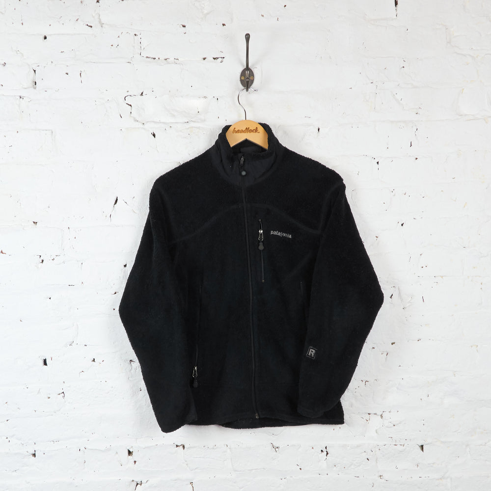 Vintage Patagonia Fleece - Black - XS