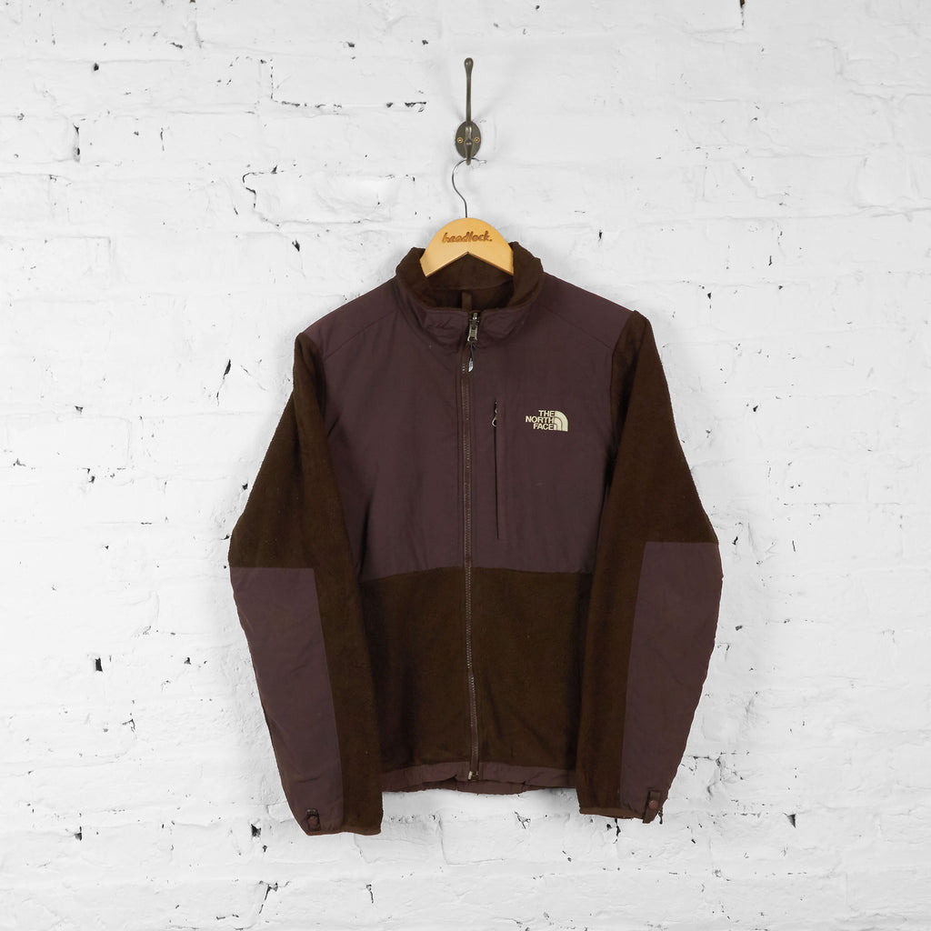 Vintage The North Face Women's Fleece - Brown - M
