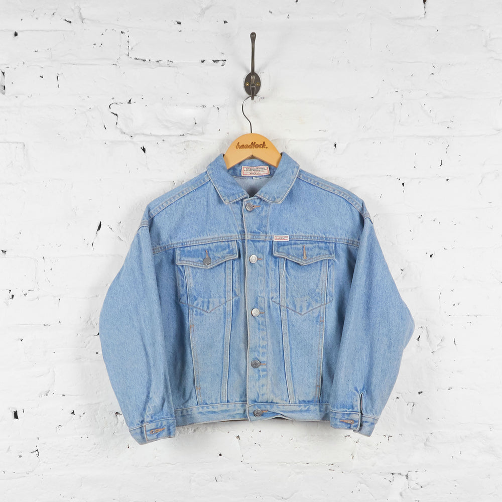 Vintage Guess Jeans Denim Jacket - Blue - M