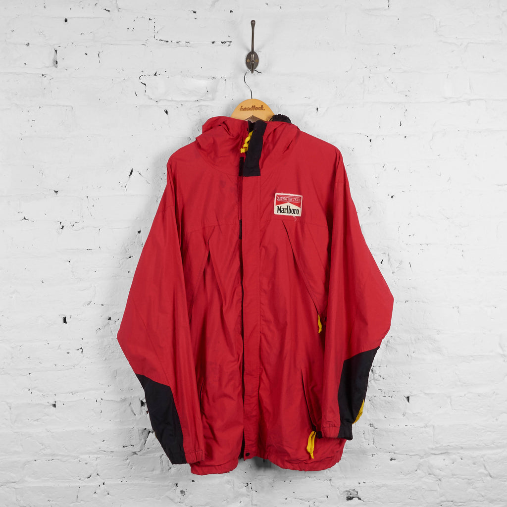 Vintage Marlboro Jacket - Red - XL
