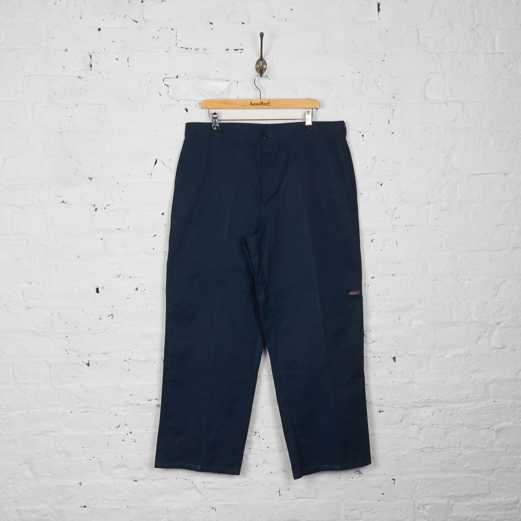 Vintage Dickies Chino Trousers - Black - XL