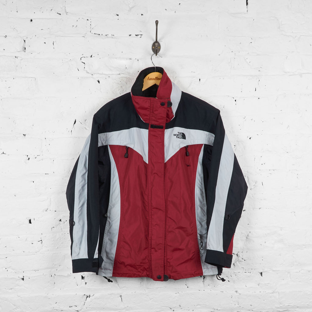 Vintage The North Face Jacket - Red/Black - M