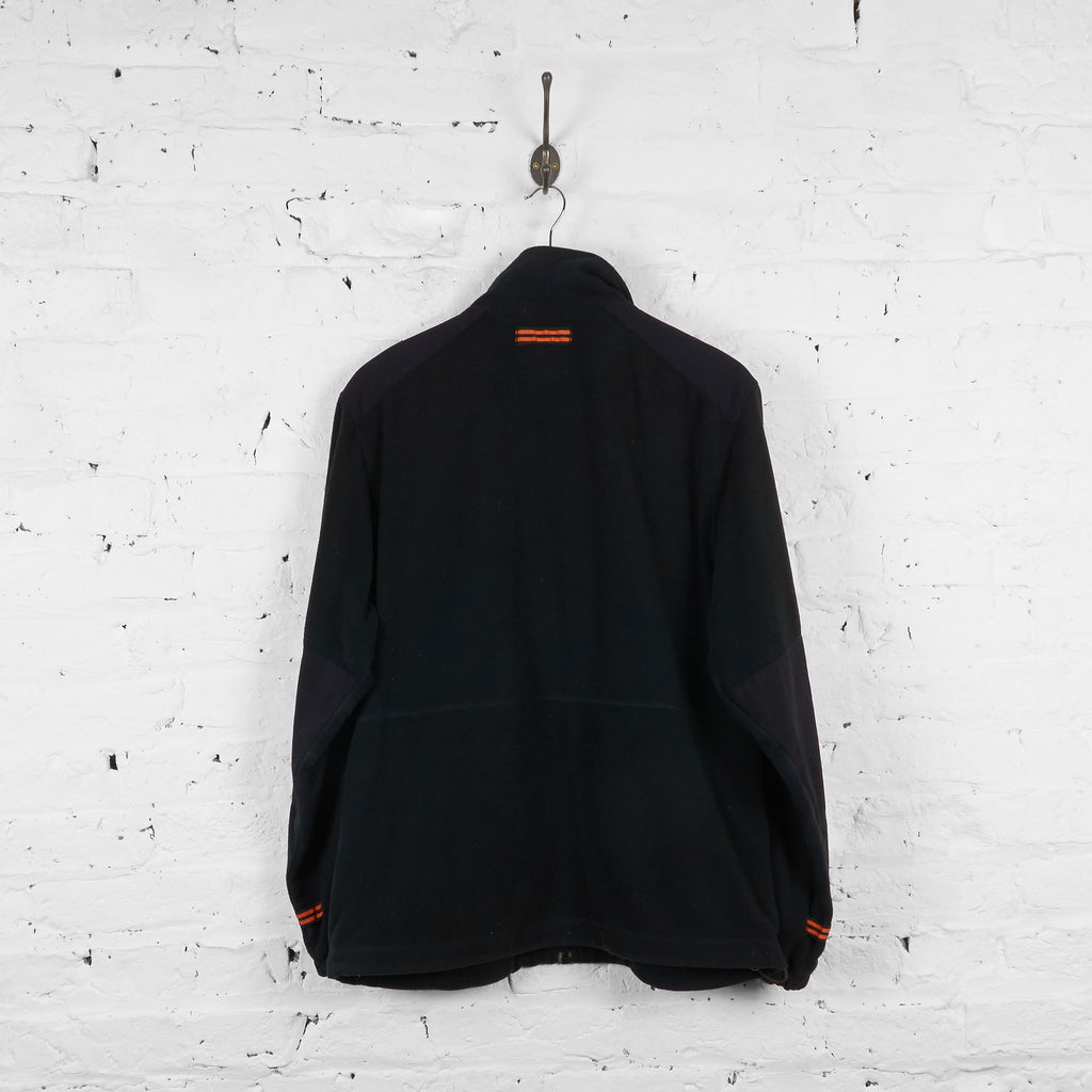 Vintage Timberland Fleece - Black - M
