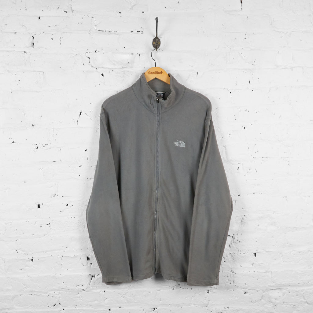 Vintage The North Face Fleece - Grey - XL