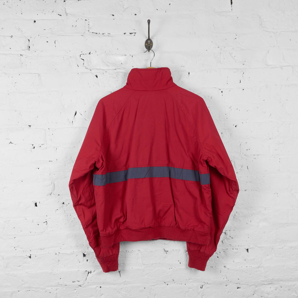 Vintage Woolrich Jacket - Red/Grey - L