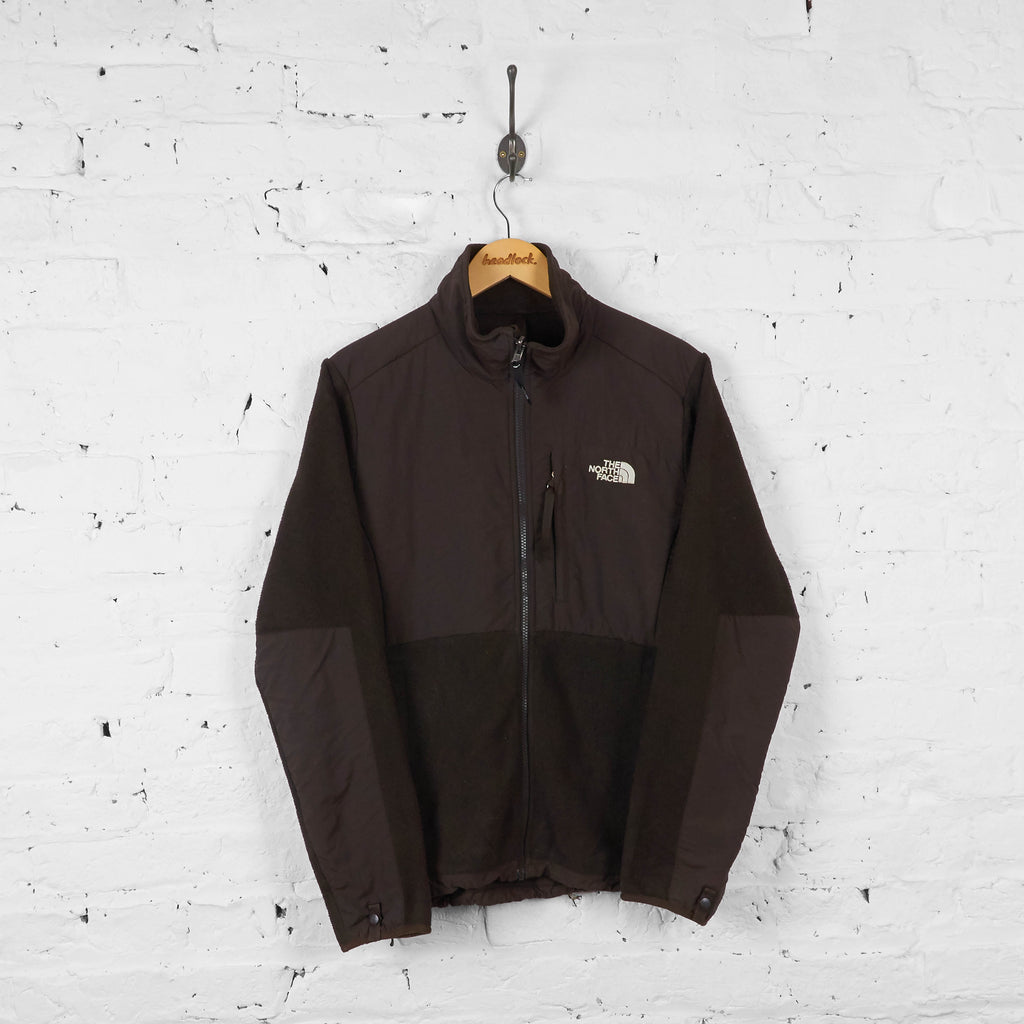 Vintage Women's Denali Fleece - Brown - L