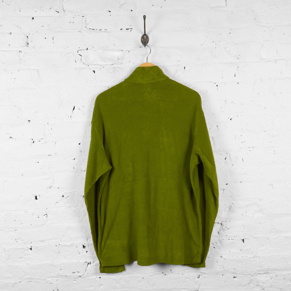 Vintage Patagonia Fleece - Green - XL
