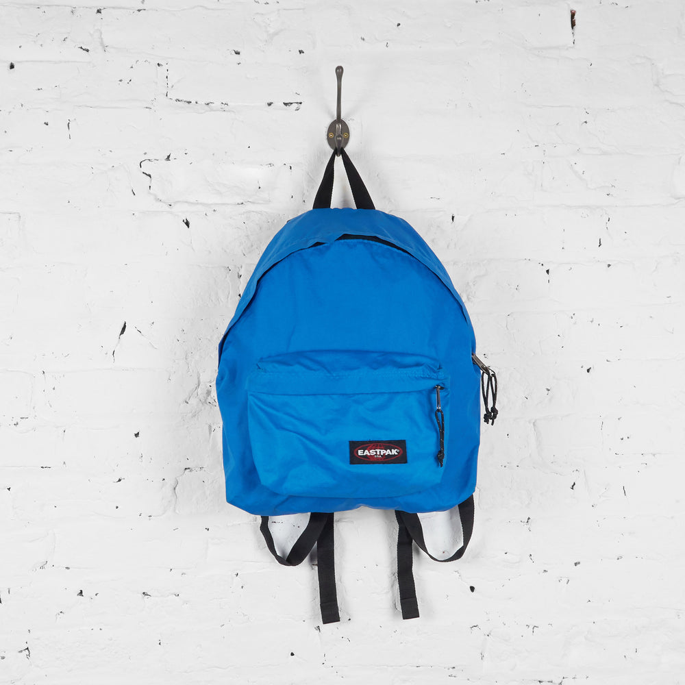 Vintage Eastpak  Backpack - Blue - One Size