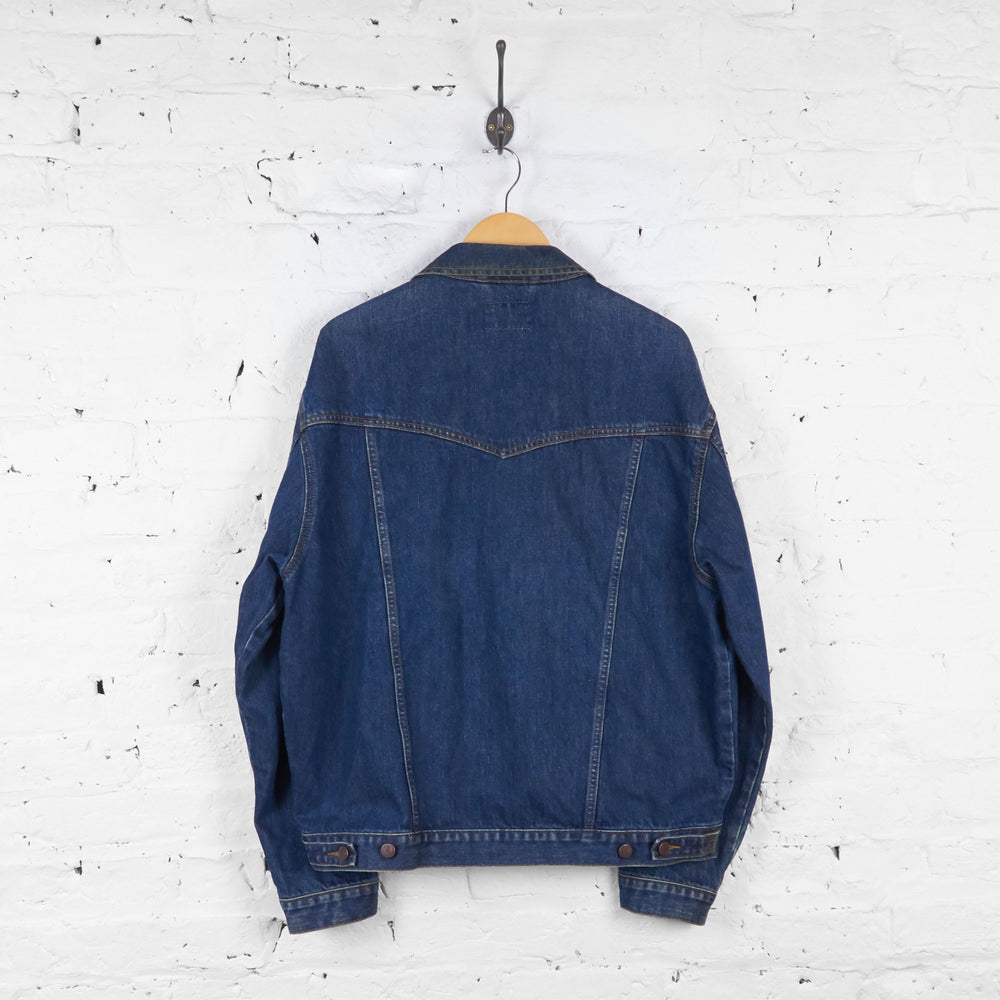 Wrangler Denim Jacket - Blue - XL