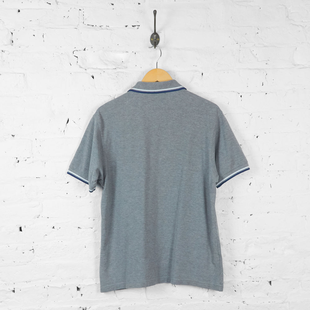 Vintage Fred Perry Polo Shirt - Grey - M