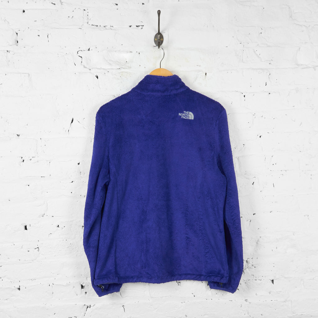 Womens The North Face Fleece - Purple - Womens L