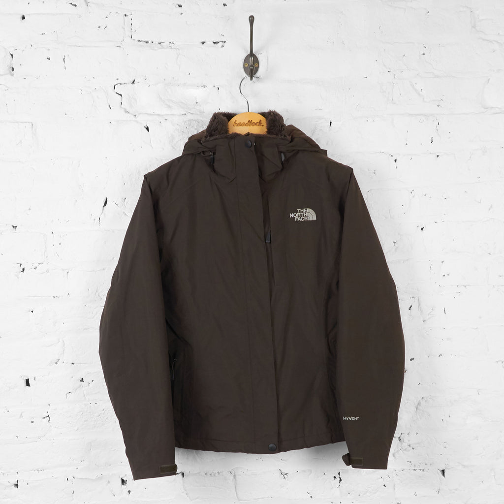 Womens The North Face Jacket - Brown - Womens S