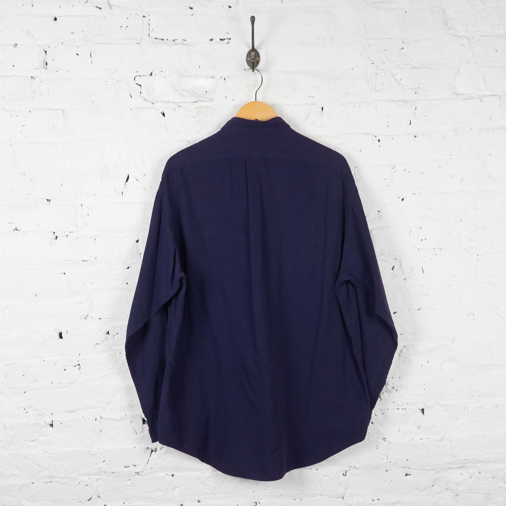 Vintage Ralph Lauren Polo Shirt - Navy - L