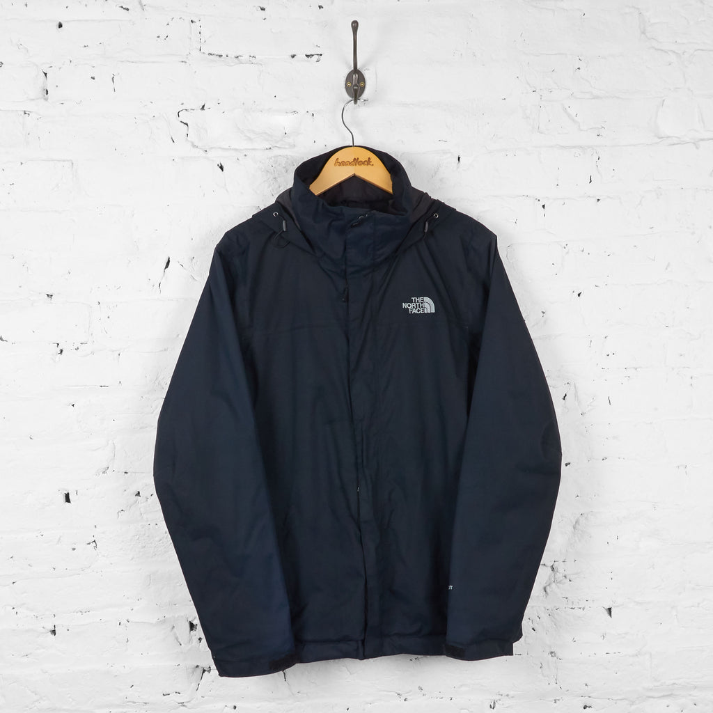 Vintage The North Face Cagoule Jacket - Black - S