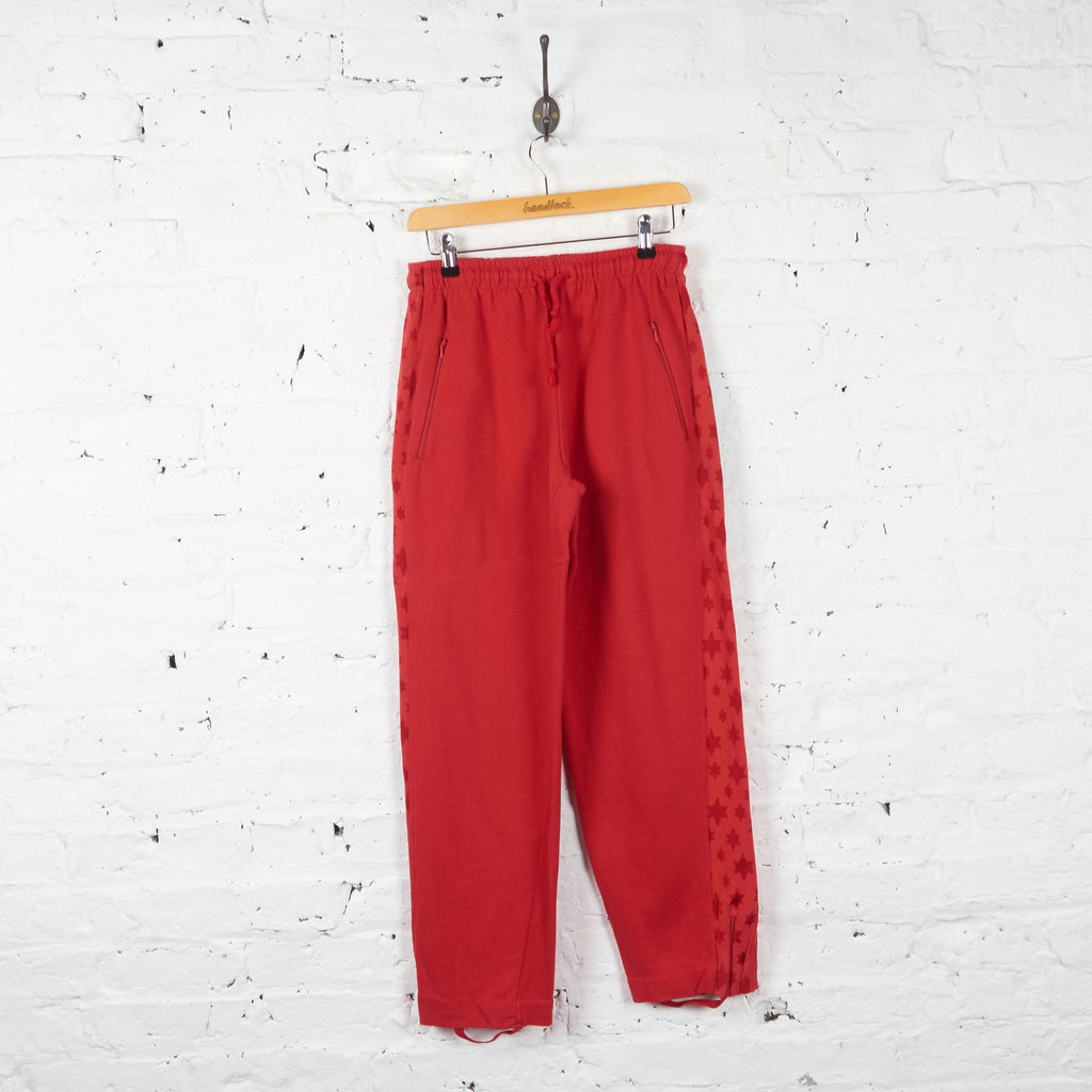 Vintage Star Joggers - Red - M - Headlock