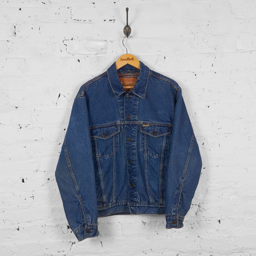 Vintage Levi's Denim Jacket - Blue - S - Headlock