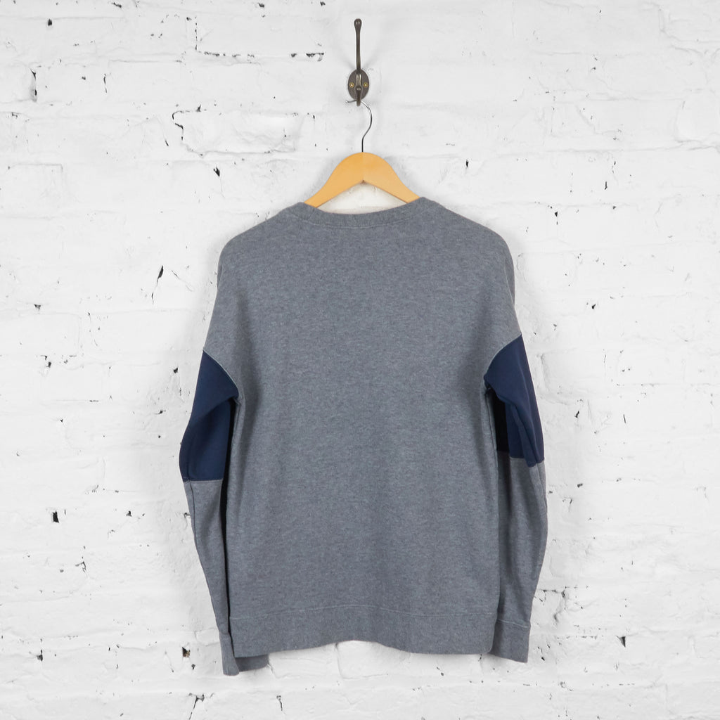 Vintage Nike Air Sweatshirt - Grey - S