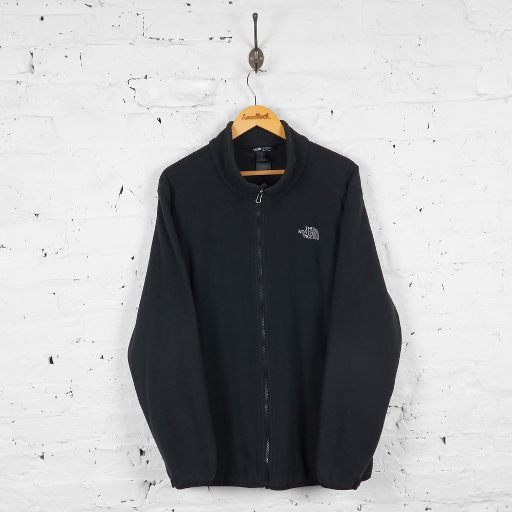 Vintage The North Face Fleece - Black - XXL