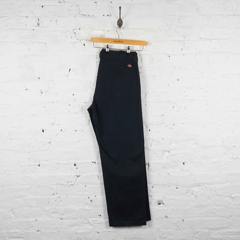 Vintage Dickies Workwear Trousers - Black - L