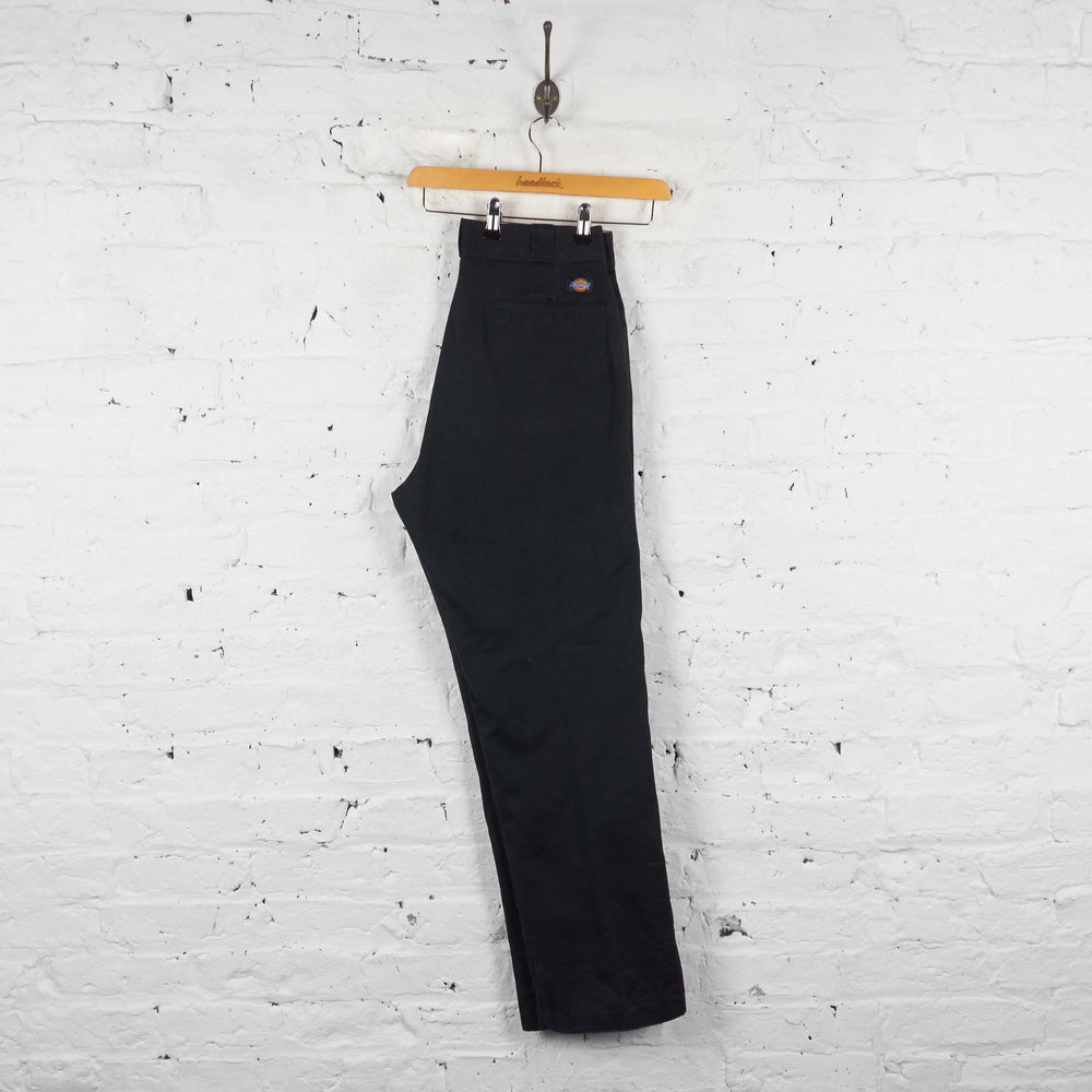 Vintage Dickies Workwear Trousers - Black - M - Headlock