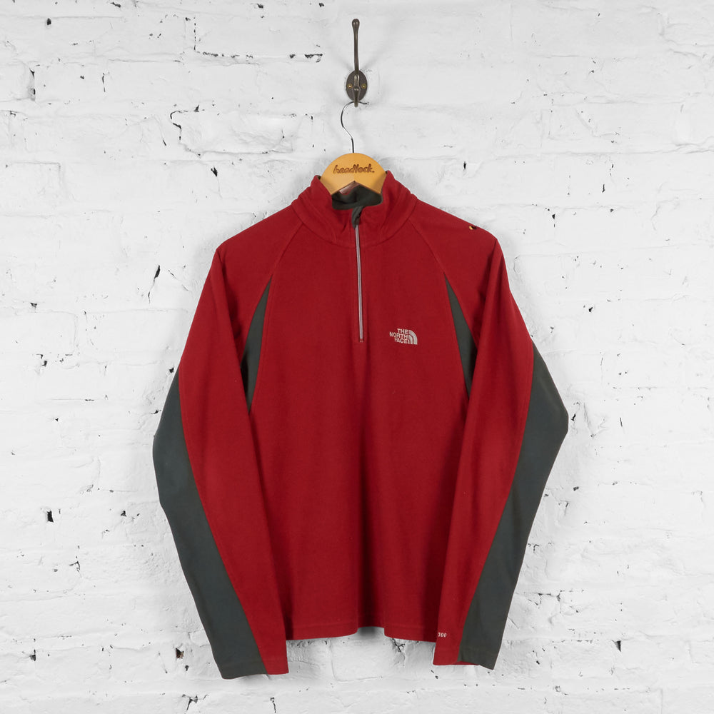 Vintage The North Face Fleece - Red - S