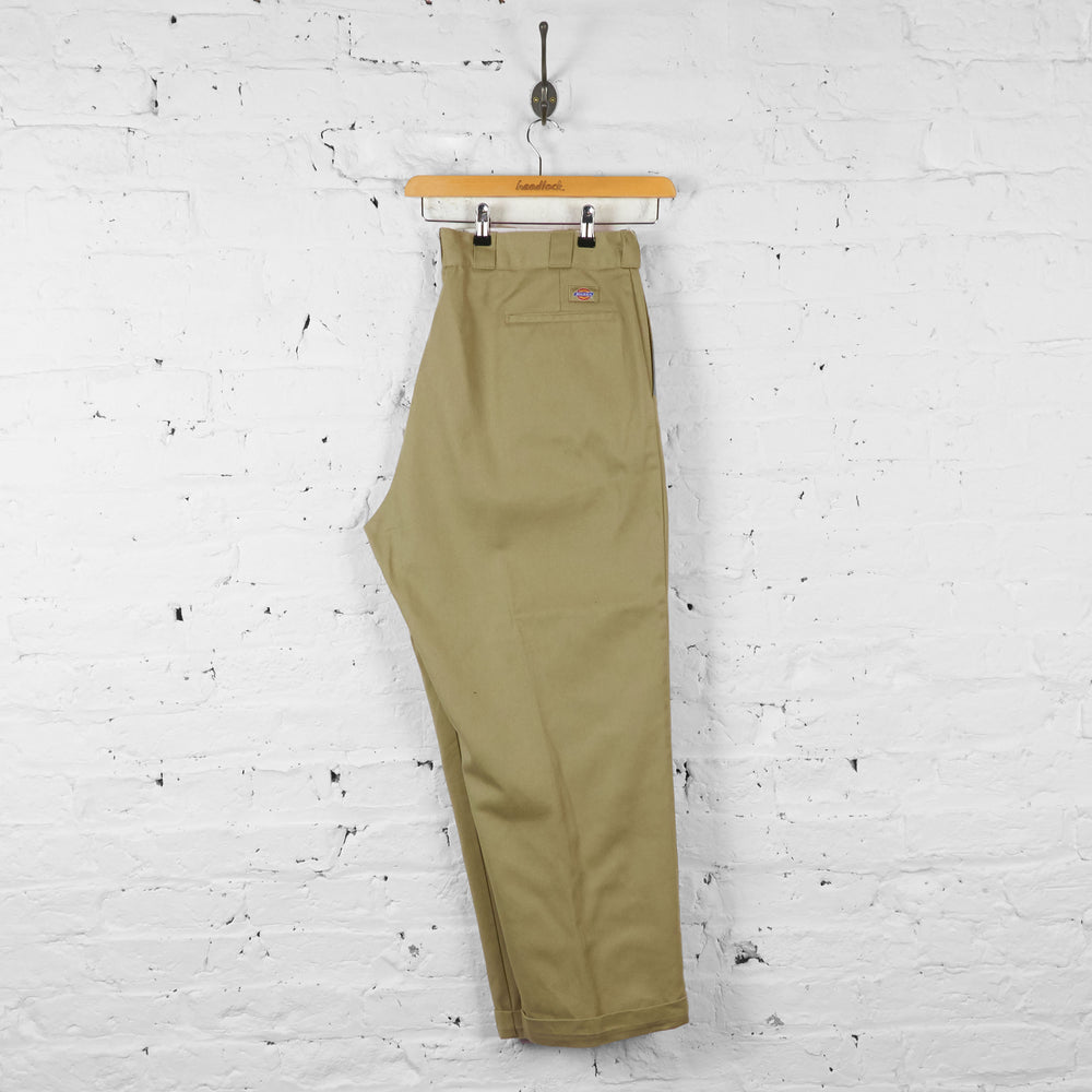 Vintage Dickies Chino Trousers - Beige - XXXL - Headlock