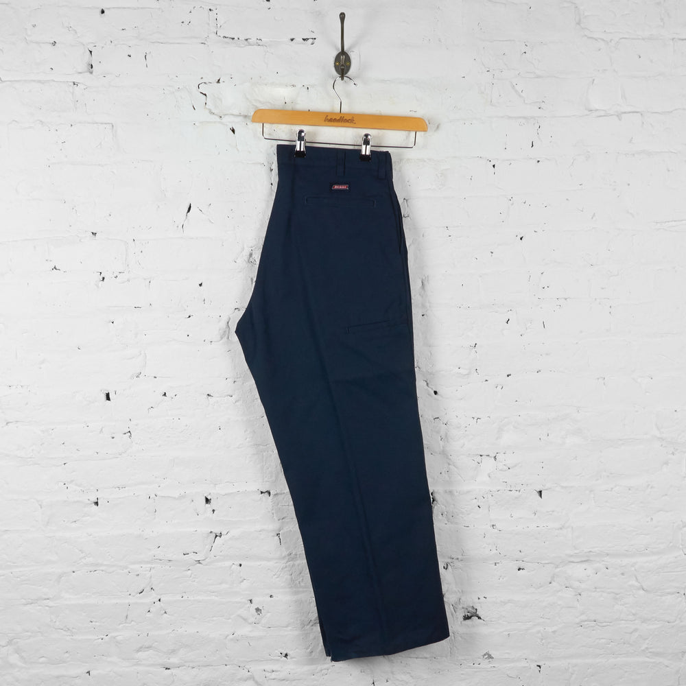 Vintage Dickies Chino Trousers - Navy - XL - Headlock