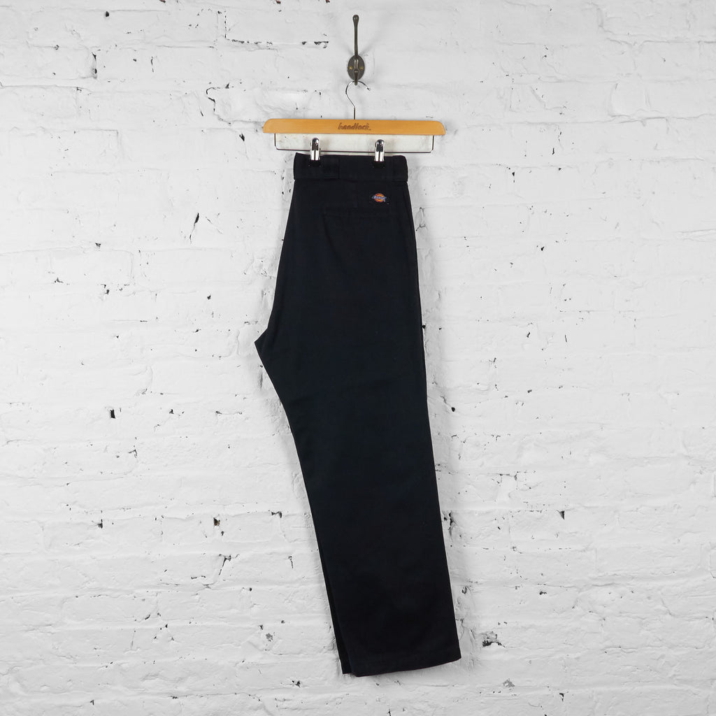 Vintage Dickies Chino Trousers - Black - XL - Headlock