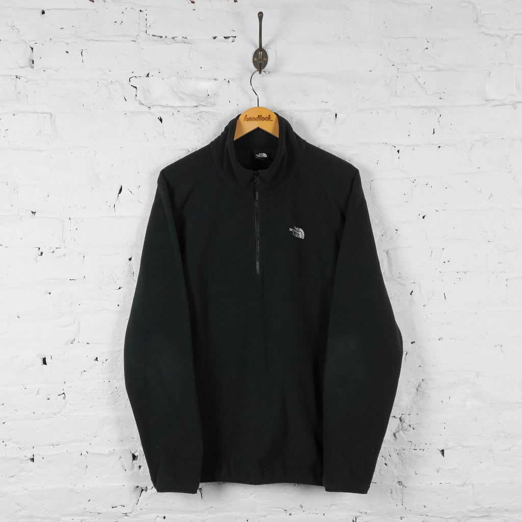 Vintage The North Face Hoodie - Black - XL - Headlock