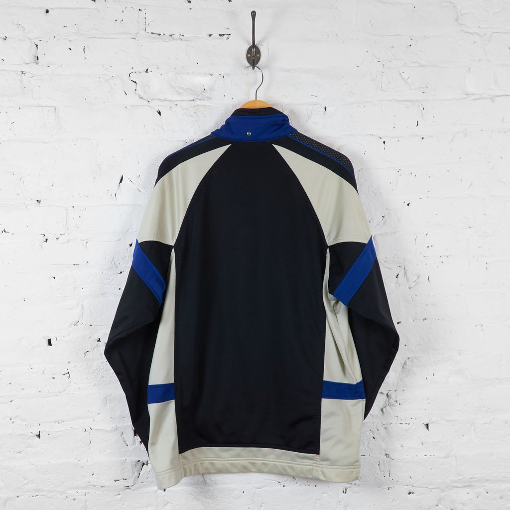 Vintage Fila Tracksuit Top - Blue/Black - L - Headlock