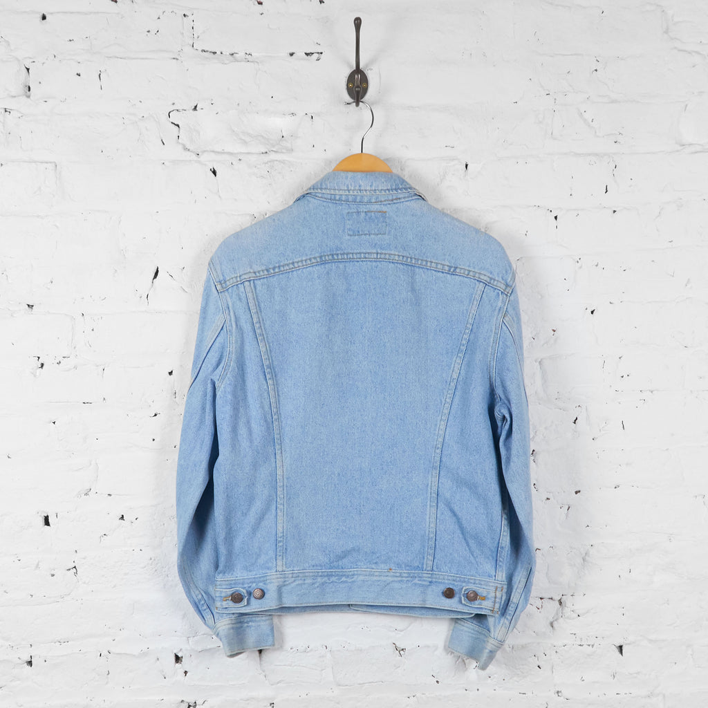 Vintage Lee Denim Jacket - Blue - M - Headlock